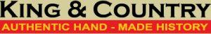 King & Country Logoi